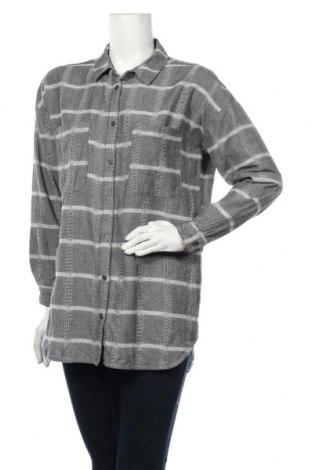 Дамска риза Desires, Размер S, Цвят Сив, 100% памук, Цена 8,98лв.