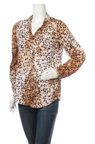Дамска риза Esprit, Размер M, Цвят Многоцветен, Вискоза, Цена 16,07лв.