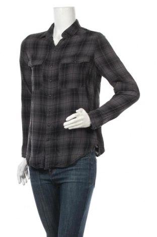 Γυναικείο πουκάμισο G-Star Raw, Μέγεθος S, Χρώμα Μαύρο, 99% βαμβάκι, 1% ελαστάνη, Τιμή 20,26€