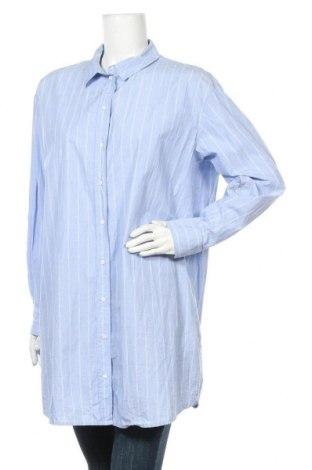 Dámská košile  H&M, Velikost L, Barva Modrá, 100% bavlna, Cena  303,00Kč