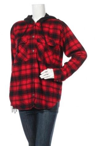 Γυναικείο πουκάμισο H&M Divided, Μέγεθος L, Χρώμα Μαύρο, Βαμβάκι, Τιμή 9,94€