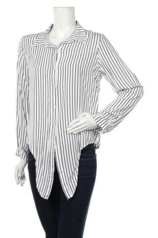 Дамска риза Haily`s, Размер L, Цвят Бял, Вискоза, Цена 16,07лв.