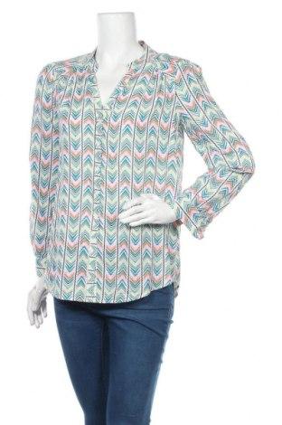 Дамска риза JAG, Размер M, Цвят Многоцветен, 59% памук, 41% вискоза, Цена 16,07лв.