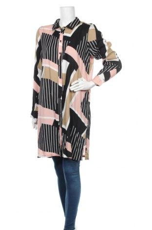 Γυναικείο πουκάμισο Kaffe, Μέγεθος M, Χρώμα Πολύχρωμο, Βισκόζη, Τιμή 33,49€