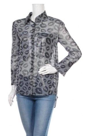 Дамска риза Luisa Cerano, Размер L, Цвят Сив, Полиестер, Цена 17,10лв.