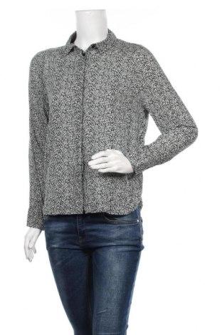 Дамска риза Mtwtfss Weekday, Размер S, Цвят Сив, 100% модал, Цена 15,17лв.