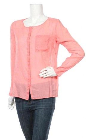 Дамска риза S.Oliver, Размер M, Цвят Оранжев, Цена 18,90лв.