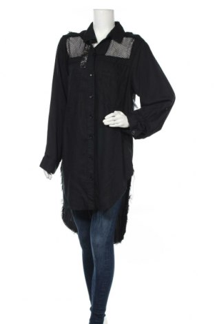 Dámská košile  Thrill, Velikost XXL, Barva Černá, Bavlna, Cena  542,00Kč