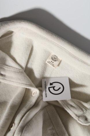 Дамска риза Urban Outfitters, Размер M, Цвят Екрю, Полиестер, Цена 24,96лв.