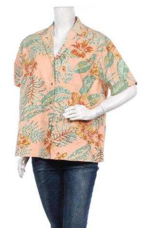 Дамска риза Urban Outfitters, Размер S, Цвят Многоцветен, Памук, Цена 5,86лв.