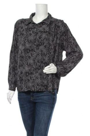 Дамска риза Vrs Woman, Размер XL, Цвят Многоцветен, Вискоза, Цена 17,01лв.