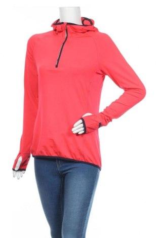 Дамска спортна блуза Active By Tchibo, Размер S, Цвят Розов, 92% полиестер, 8% еластан, Цена 16,96лв.