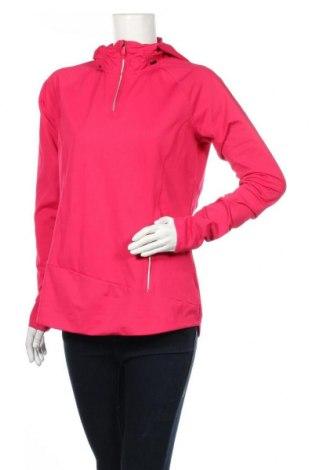 Дамска спортна блуза Active By Tchibo, Размер M, Цвят Розов, 92% полиестер, 8% еластан, Цена 18,74лв.