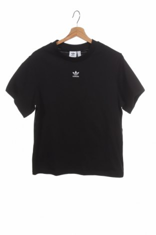 Tricou de femei Adidas, Mărime XS, Culoare Negru, Bumbac, Preț 170,23 Lei