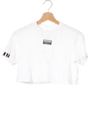Tricou de femei Adidas Originals, Mărime XS, Culoare Alb, Preț 128,29 Lei