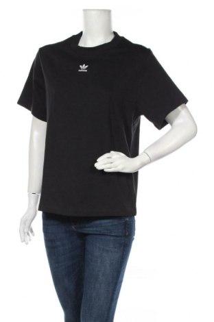 Tricou de femei Adidas Originals, Mărime S, Culoare Negru, Bumbac, Preț 170,23 Lei