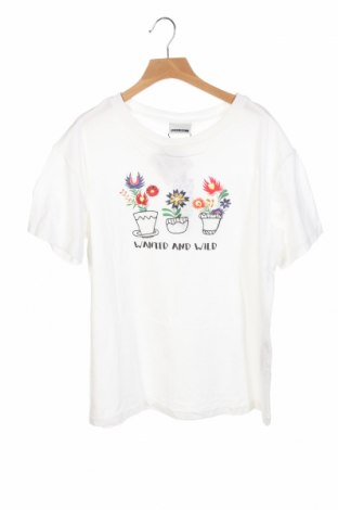 Dámské tričko Noisy May, Velikost XS, Barva Bílá, Bavlna, Cena  261,00Kč