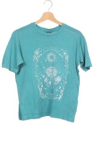 Tricou de femei Urban Outfitters, Mărime XS, Culoare Verde, Bumbac, Preț 120,89 Lei