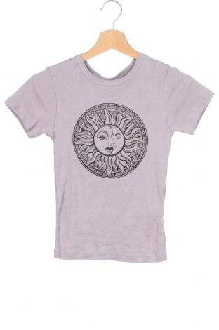 Дамска тениска Urban Outfitters, Размер XS, Цвят Лилав, Памук, Цена 36,75лв.