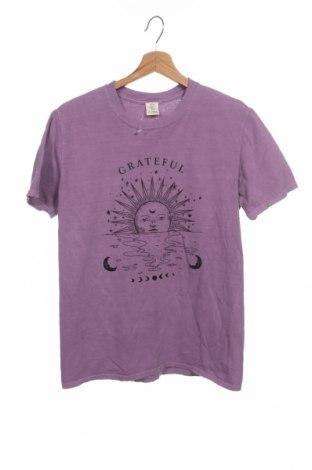 Дамска тениска Urban Outfitters, Размер XS, Цвят Лилав, Цена 25,50лв.