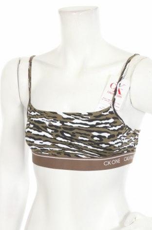 Costum de baie de damă Calvin Klein, Mărime S, Culoare Multicolor, 80% poliamidă, 250% elastan, Preț 129,01 Lei