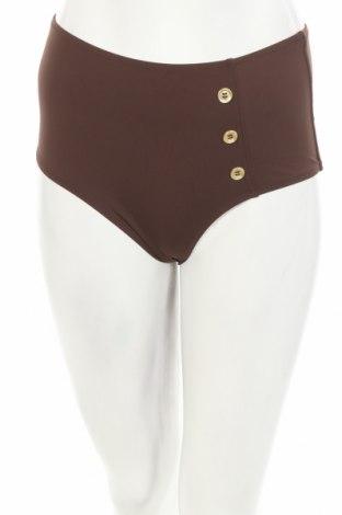Costum de baie de damă Cyell, Mărime M, Culoare Maro, 75% poliamidă, 25% elastan, Preț 45,13 Lei