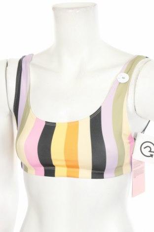 Costum de baie de damă Monki, Mărime S, Culoare Multicolor, 84% poliester, 16% elastan, Preț 74,41 Lei