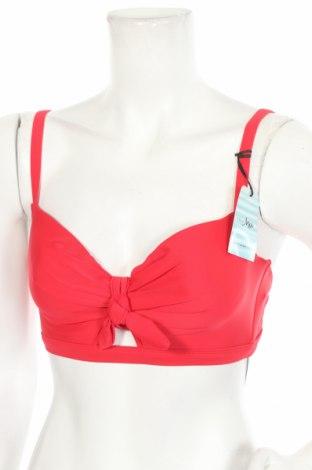 Costum de baie de damă Pour Moi, Mărime M, Culoare Roșu, 80% poliamidă, 20% elastan, Preț 112,57 Lei