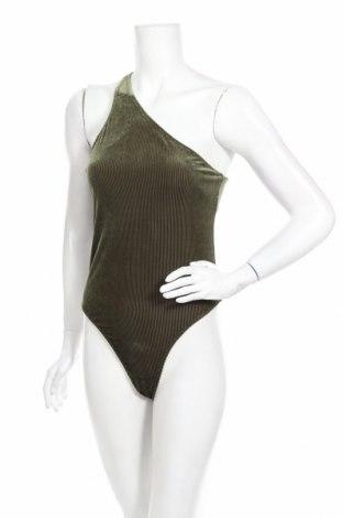Costum de baie de damă Urban Outfitters, Mărime M, Culoare Verde, 92% poliester, 8% elastan, Preț 158,88 Lei