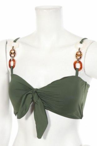 Costum de baie de damă Vero Moda, Mărime S, Culoare Verde, 90% poliamidă, 10% elastan, Preț 112,57 Lei