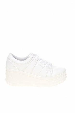Dámské boty  Zara Trafaluc, Velikost 38, Barva Bílá, Eko kůže, Cena  348,00Kč