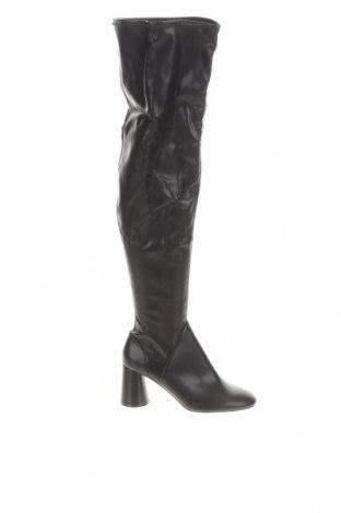Dámské boty  Zara, Velikost 38, Barva Černá, Eko kůže, Cena  1106,00Kč