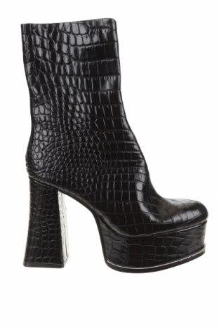 Dámské boty  Zara, Velikost 39, Barva Černá, Pravá kůže, Cena  1593,00Kč