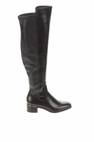 Dámské boty  Zara, Velikost 35, Barva Černá, Pravá kůže, Cena  1102,00Kč