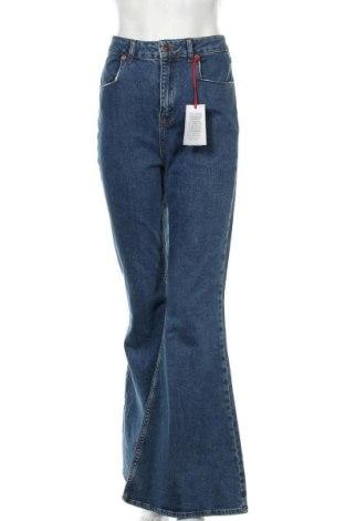 Γυναικείο Τζίν BDG, Μέγεθος L, Χρώμα Μπλέ, 99% βαμβάκι, 1% ελαστάνη, Τιμή 46,01€