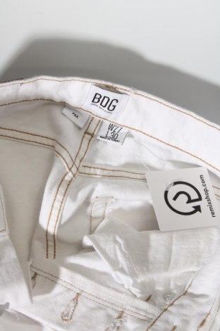Дамски дънки BDG, Размер S, Цвят Екрю, Памук, Цена 32,71лв.