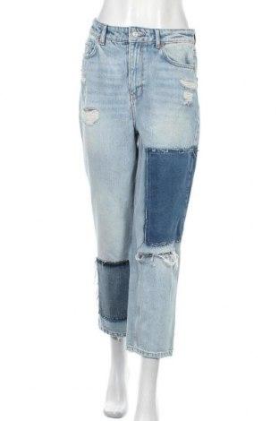 Dámské džíny  BDG, Velikost M, Barva Modrá, Bavlna, Cena  1290,00Kč