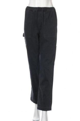 Дамски дънки BDG, Размер M, Цвят Син, 72% памук, 28% полиестер, Цена 74,25лв.