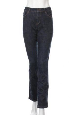 Дамски дънки Esprit, Размер L, Цвят Син, 95% памук, 5% еластан, Цена 9,56лв.