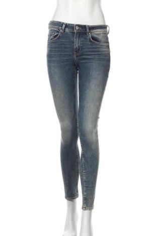 Γυναικείο Τζίν H&M Divided, Μέγεθος M, Χρώμα Μπλέ, 79% βαμβάκι, 20% πολυεστέρας, 1% ελαστάνη, Τιμή 19,32€