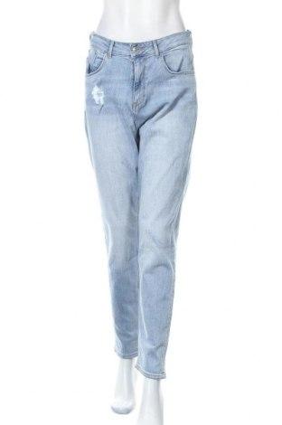 Γυναικείο Τζίν H&M Divided, Μέγεθος L, Χρώμα Μπλέ, 98% βαμβάκι, 2% ελαστάνη, Τιμή 13,25€
