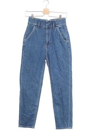 Γυναικείο Τζίν H&M Divided, Μέγεθος XS, Χρώμα Μπλέ, Βαμβάκι, Τιμή 16,01€