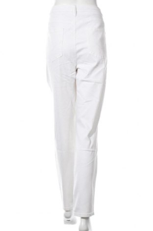 Дамски дънки Henry I. Siegel, Размер XXL, Цвят Екрю, 55% памук, 21% полиестер, 14% лиосел, 9% вискоза, 1% еластан, Цена 26,02лв.