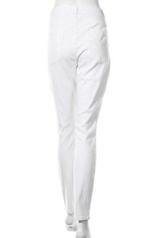 Дамски дънки Henry I. Siegel, Размер XL, Цвят Екрю, 55% памук, 21% полиестер, 14% лиосел, 9% вискоза, 1% еластан, Цена 26,02лв.