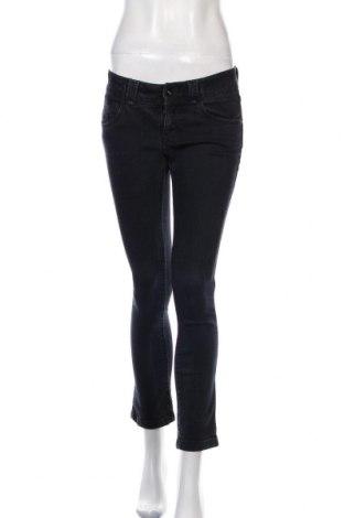 Дамски дънки Miss Selfridge, Размер S, Цвят Син, 97% памук, 3% еластан, Цена 23,25лв.