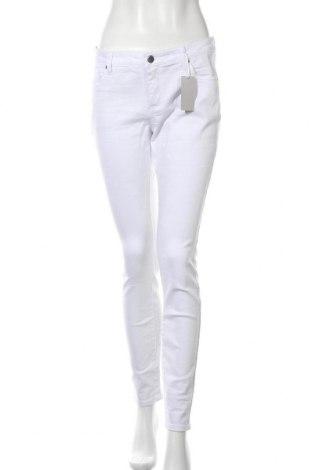 Дамски дънки Tamaris, Размер M, Цвят Бял, 98% памук, 2% еластан, Цена 40,02лв.