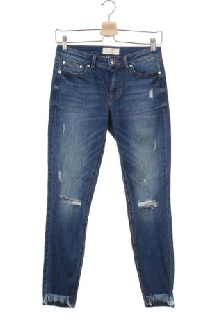 Γυναικείο Τζίν Tom Tailor, Μέγεθος S, Χρώμα Μπλέ, 96% βαμβάκι, 3% πολυεστέρας, 1% ελαστάνη, Τιμή 31,61€
