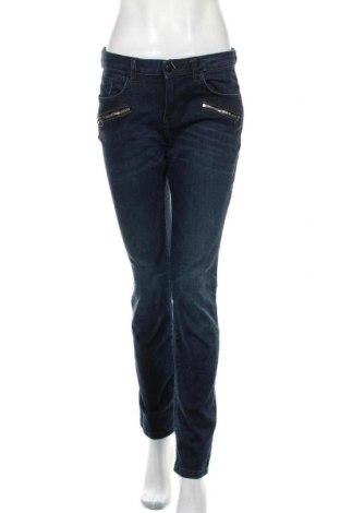 Дамски дънки Tom Tailor, Размер L, Цвят Син, Цена 12,86лв.