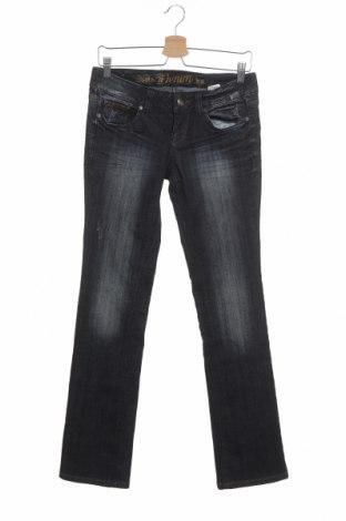 Γυναικείο Τζίν Tom Tailor, Μέγεθος S, Χρώμα Μπλέ, 99% βαμβάκι, 1% ελαστάνη, Τιμή 33,78€