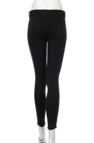 Дамски дънки Topshop, Размер XS, Цвят Черен, 71% памук, 26% полиестер, 3% еластан, Цена 5,25лв.